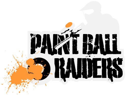Paintball Raiders Gloucester Paintballing Main Logo
